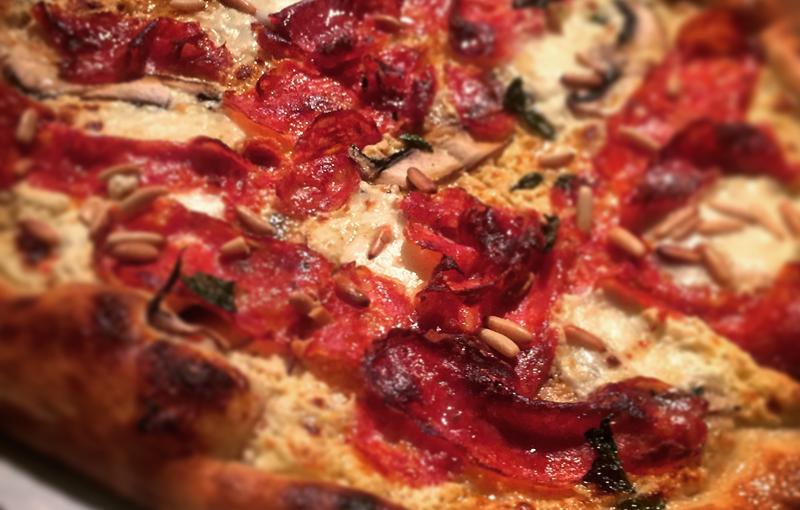 Veckans pizza 9–14 februari 2016