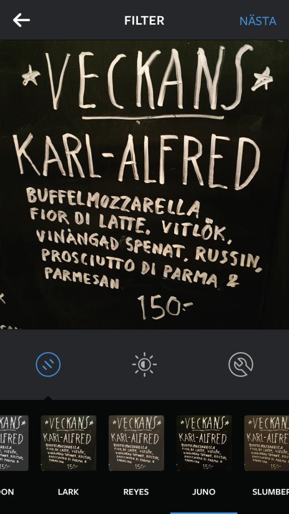 Pizzan Karl-Alfred från 800 grader